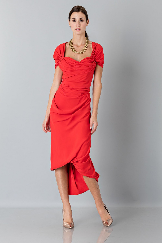 Buy A Vivienne Westwood Dress Silk Dress